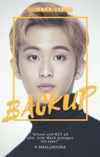 Backup ; mark lee ✔ by smallnoona
