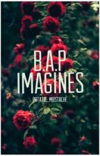 B.A.P Imagines by potato_mustache