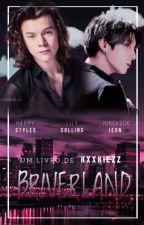 Briverland | harry styles AU by hxrrycutex