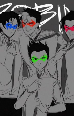 Batfamily And Their Batsister - an protective big brother