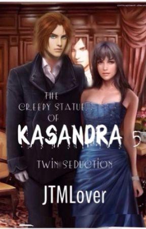 The Creepy Statue of Kasandra 5 by JTMLover