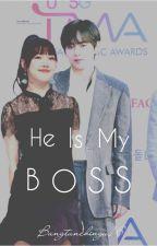 He is my boss by BangtanChingu16