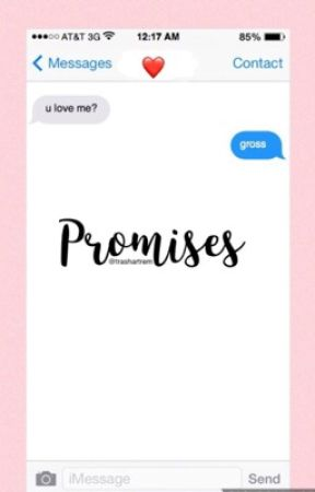 Promises | Thomgelica by RhiWritesStuff