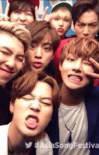 » BTS - Reacciones « by Kore_Park