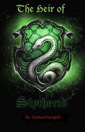 Percy Jackson, The Heir of Slytherin by huntinggoddess2