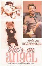• She's an angel • l.s | mpreg  by umadesesperada