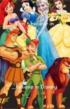 Don't believe in gods, believe in Disney by Newt_light
