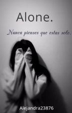 Alone by alejandra23876