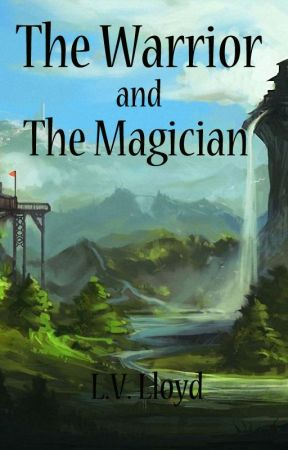 The Warrior and The Magician by elveloy