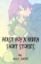 Beast Boy x Raven (BBRae) Short Stories by Ally_Sato