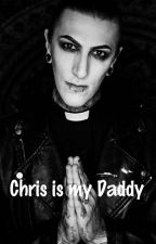 Chris Motionless Imagines by AnxiousCoffeeHoe