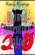 Digimon Adventure Online 2.0 by AlisonOropeza20