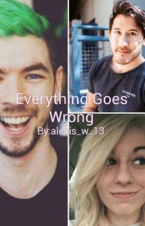 Everything Goes Wrong | Markiplier, Jacksepticeye, Amy - Is He