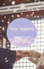 Your Majesty {NamJin} by TsunamiFlames