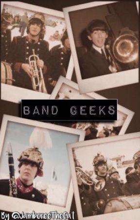 ♪ Band Geeks ♪ A Beatles AU ♪ by -jamboreethecat-