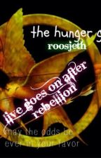 Live goes on after rebellion katniss and peeta by AthereaderQ