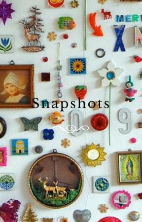 Snapshots: An Unrelated Collection of Short Stories by _icedreamer_