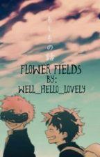 Flower fields ( deku x bakugou)  by well_hello_lovely