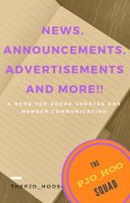 News, Announcements, Advertisements, and More by ThePJO_HOOSquad