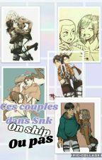Ces couples dans Snk... On ship ou pas ? by BlackRaven-02