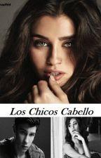 Los chicos Cabello  #Camila G!P Terminada by erm944