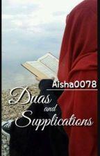 Duas and Supplications by Aisha0078