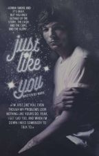 just like you ➳ larry stylinson by selftitledhstyles