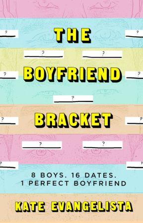 The Boyfriend Bracket by kateva11