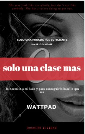UNA CLASE MAS!! by Roselyn3456alvarez