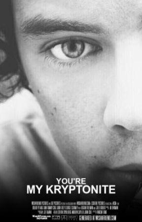 You're My Kryptonite | hs [Editando] by harryinsidelouis