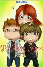 The Magic Squad by JeffersonApurillo