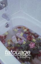 tatouage ↝ hs [AU] by butterflharry