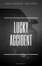 Lucky Accident by cakueluv