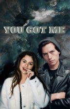 You Got Me || j.jones by jetblackashx