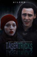 Tasertricks [Loki Laufeyson & Darcy Lewis] by Lady_Fer