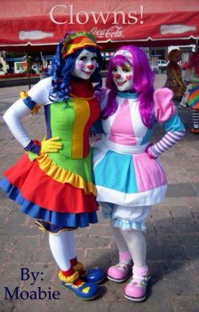 Type of Clowns! by Moabie