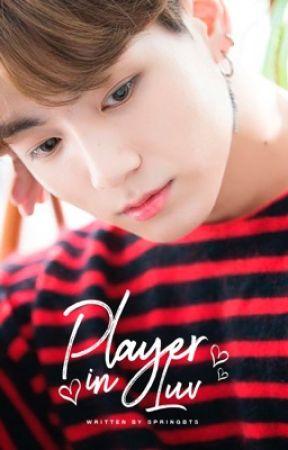 Player in Luv || Jungkook by springbts
