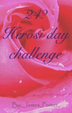 24?Herosi day challenge by _James_Potter_
