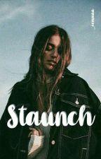 STAUNCH / Stiles Stilinski  by __eemmaa