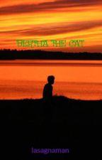 BERTHA THE CAT by lasagnaman