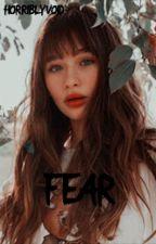 FEAR | BILL DENBROUGH [ 1 ] by horriblyvoid-