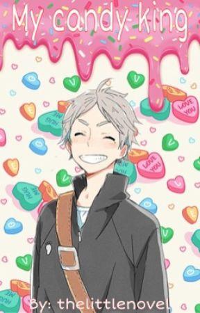 My candy king (sugawara x reader) - wonderful dance of the