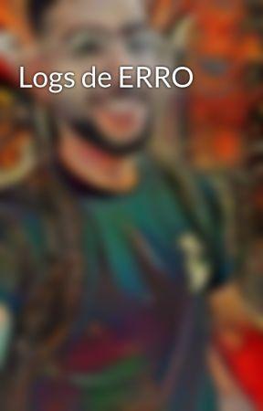 Logs de ERRO by ThiagoLuisRP