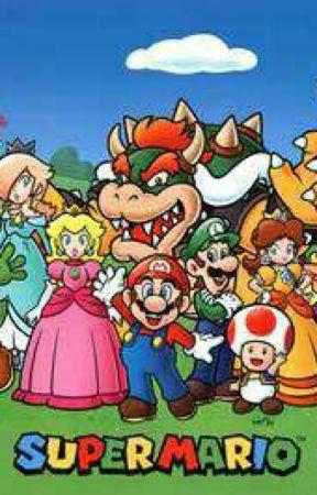 Super Mario RP by DamagedCharmander