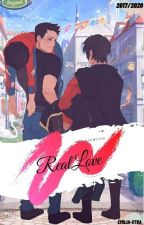 The real love (timkon) by lucywayne09