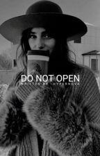 do not open | german | #brilliants2018 #queenlyaward2018 by ehemalige