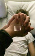 fallin' // wyatt oleff by shanxbailey