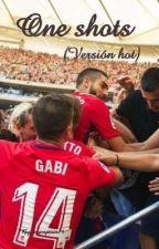 Shots de futbolistas (versión hot) |PEDIDOS CERRADOS| [PAUSADA] by mycaptain14