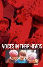 ✎...voices in their heads by -chanhee