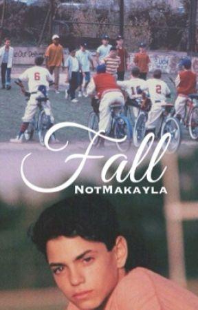 Fall ❈ Benny Rodriguez by notmakayla